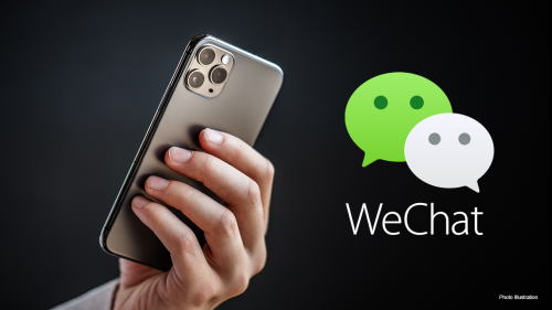 US WeChat users sue Trump over order banning messaging app
