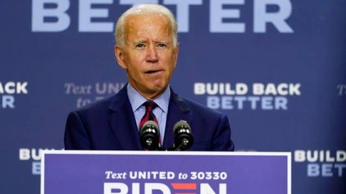 Biden: Trump may be only president in US history to leave with fewer jobs than when he took office