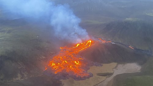 Volcano erupts in Iceland for first time in 6,000 years