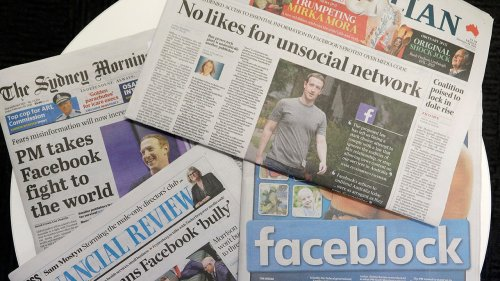 Australia will not change proposed laws making Google, Facebook pay news outlets for content