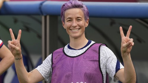 Megan Rapinoe laments Olympics scheduling conflict causing UWSNT to miss ceremony