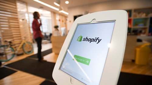 Almost half of Shopify's top execs to depart company: CEO