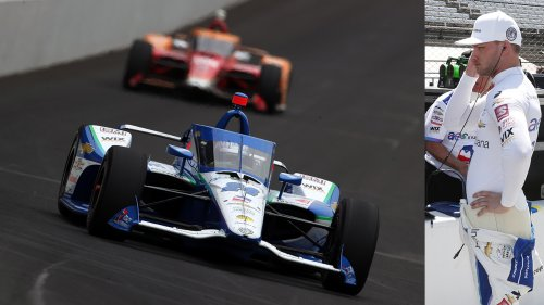 Indy 500 driver Sage Karam enters NASCAR Xfinity series race at Indianapolis Motor Speedway