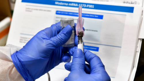 Moderna says COVID booster, like flu vaccine, could be yearly