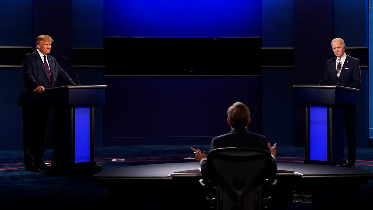 Media call for upcoming debates to be 'canceled,' urge Biden to back out