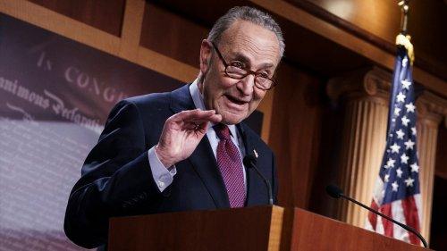 Schumer says he will soon introduce a marijuana legalization bill