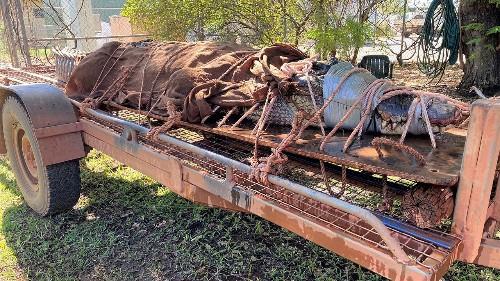 Australian rangers trap 770-pound crocodile near Outback tourist spot