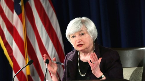 Yellen: Offshoring tax penalty would incentivize US companies to 'create and maintain jobs at home'