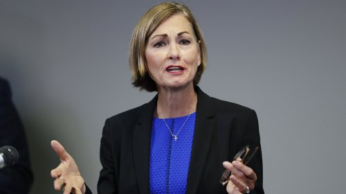 Iowa governor signs 'constitutional carry' bill that removes permit requirements for handguns