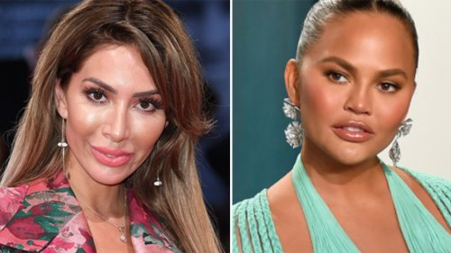 Farrah Abraham reacts to Chrissy Teigen's 'highly disturbing' tweet about her: 'I hope she gets mental help'