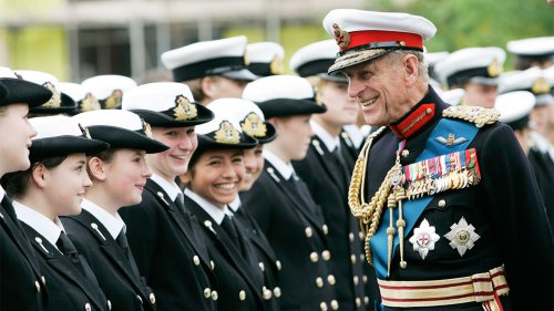 Prince Philip enjoyed meeting children because 'they weren't impressed by him,' source says: 'He loved that'