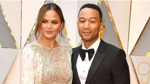 John Legend delivered speech at daughter's graduation amid wife Chrissy Teigen's fight to regain her empire