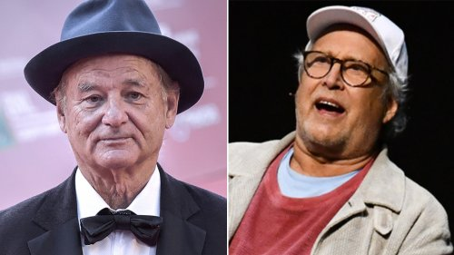 Bill Murray and Chevy Chase's backstage fight at 'SNL' was 'painful' to watch, show alums say