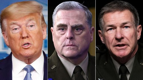 Milley, Army chief displayed 'pattern of behavior' defying authority: former senior military official