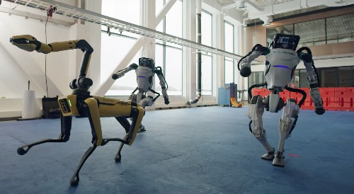 Boston Dynamics' robots bust a move in new viral video, Elon Musk takes notice
