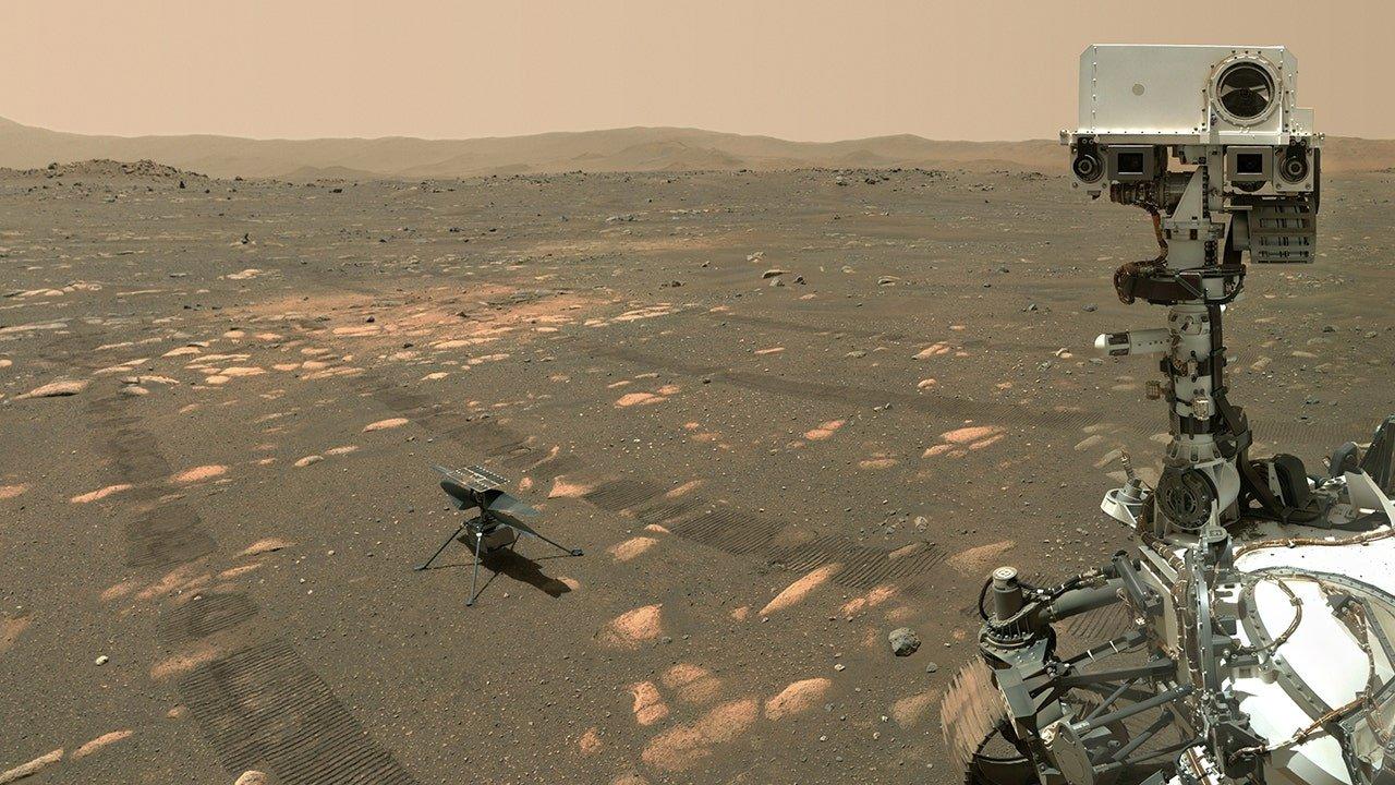 NASA's Perseverance Mars rovers readies to begin sampling process