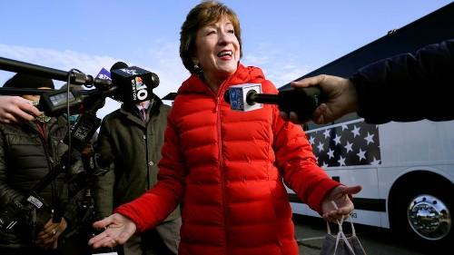 GOP senators unveil details of $618B coronavirus relief proposal ahead of meeting with Biden