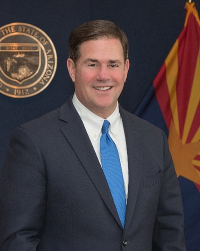 Arizona GOP Gov. Ducey says Biden 'a good man' who 'wants to serve his country'