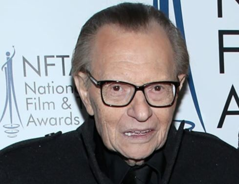 Larry King out of ICU after being hospitalized with COVID-19