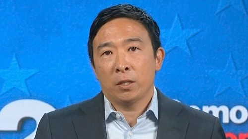 NYC mayoral hopeful Andrew Yang faces blowback after complaining about city's small apartments