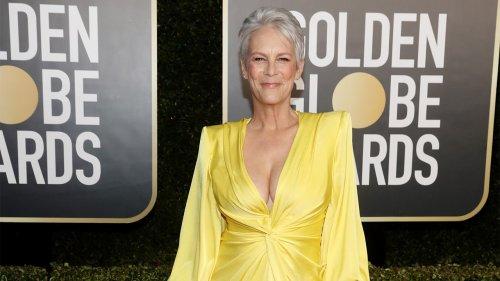 Jamie Lee Curtis' Golden Globes ensemble goes viral: 'Looking great'