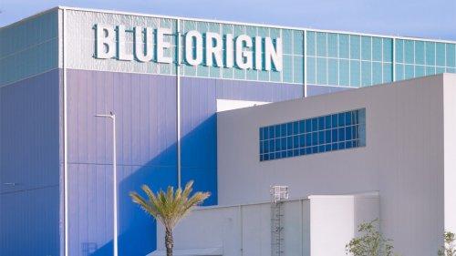 Jeff Bezos' Blue Origin lands NASA launch services contract for 'New Glenn' program