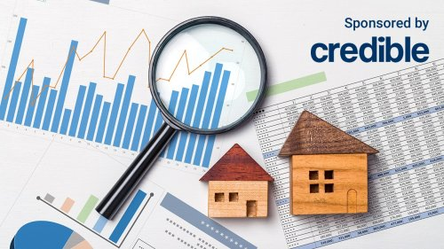 Today's mortgage rates: Average bounces down after yesterday's spike | May 13, 2021