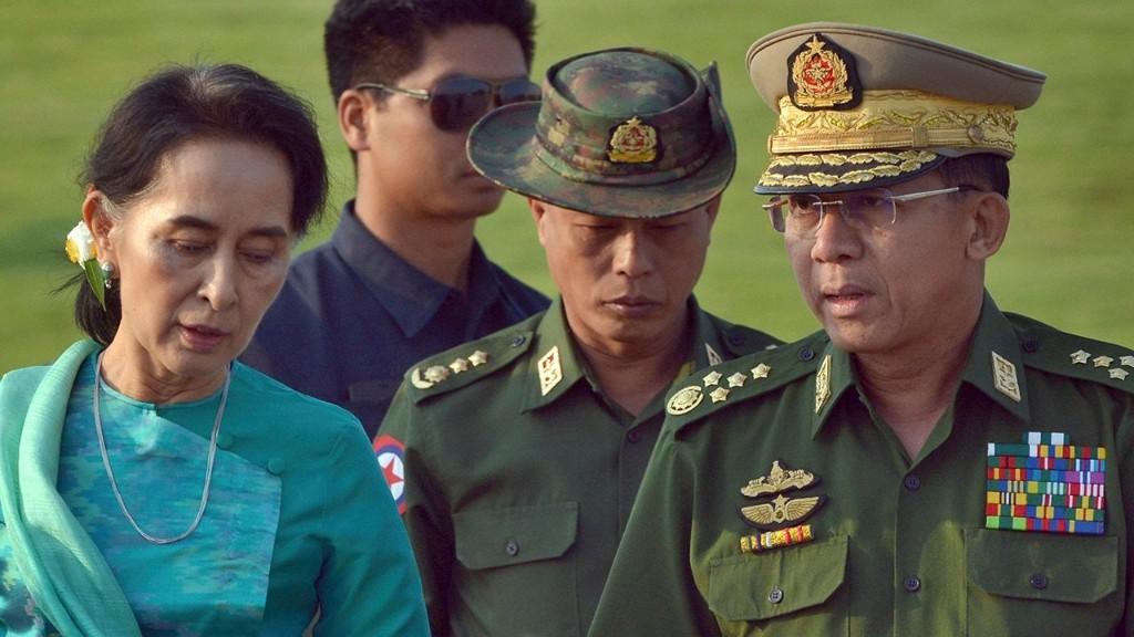 Biden warns Burma of renewed US sanctions after coup