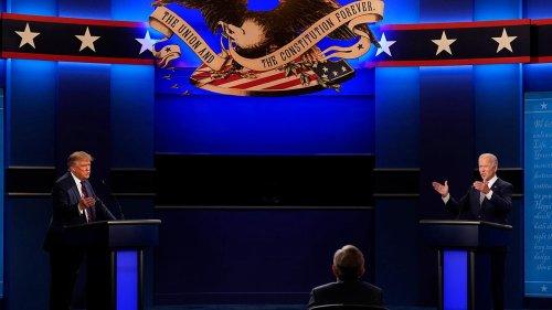 Trump-Biden presidential debate in Cleveland: Top 5 moments