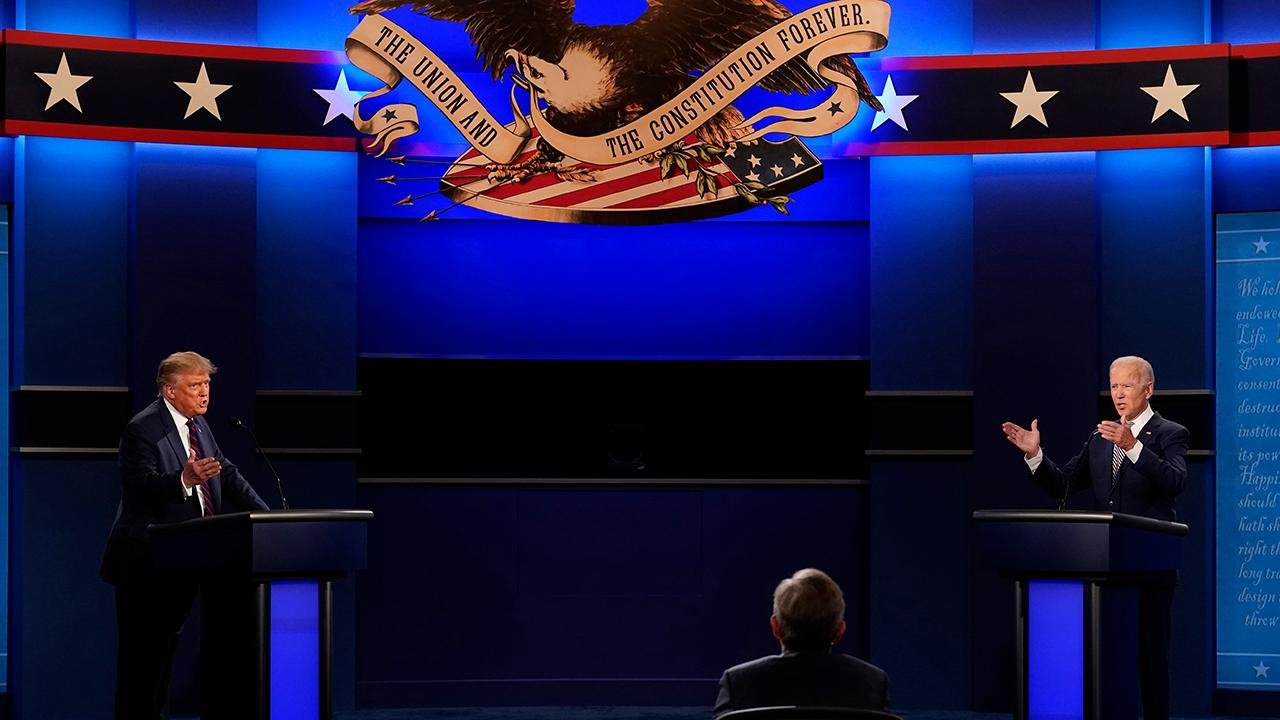 Top 5 key moments from the Trump-Biden presidential debate in Cleveland