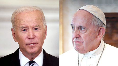 Biden's upcoming meeting with Pope Francis comes amid rift with U.S. bishops