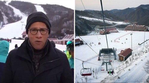Embarrassment for NBC News after Lester Holt apparently falls for North Korean propaganda