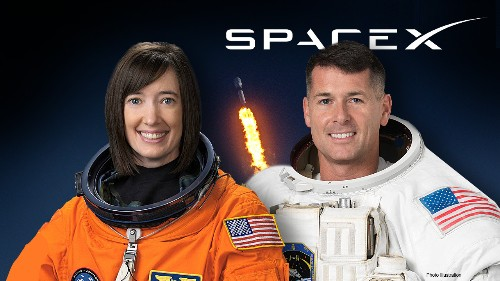 NASA picks astronauts for next SpaceX launch