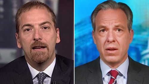 Chuck Todd pushes back on Jake Tapper's ban of GOPers who challenged 2020 election: 'You've got to be careful'