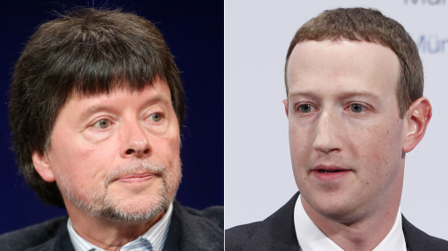 Filmmaker Ken Burns calls Facebook's Mark Zuckerberg 'an enemy of the state' who belongs in jail