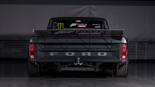 Ken Block is selling his 1977 Ford F-150 for $1.1 million and it might be worth it