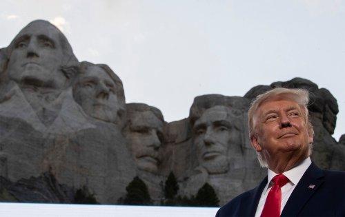 Biden kills Trump plan for 'American heroes' sculpture garden: report
