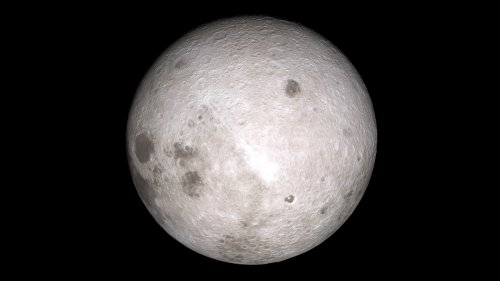 Scientists explain 'strange asymmetry' mystery for the far side of moon in new research