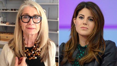 Author claims husband had affair with Monica Lewinsky prior to Clinton