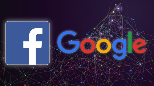 Google, Facebook agreed to team up against possible antitrust action, draft lawsuit says