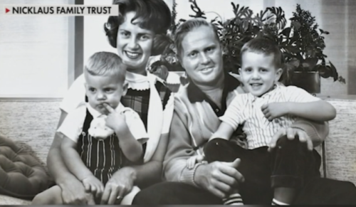 Golf icon Jack Nicklaus shares Father's Day message
