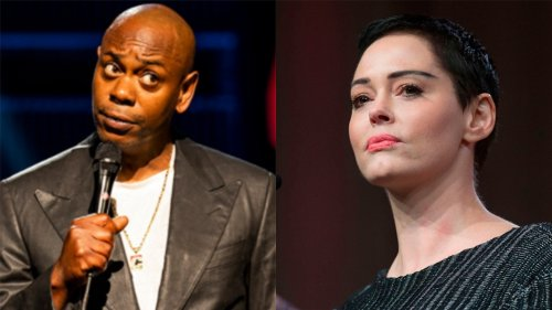 Rose McGowan rails against Netflix employees for protesting Dave Chappelle's special: 'Fake activism'
