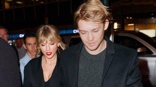 Taylor Swift says boyfriend Joe Alwyn inspired her to speak about politics during Trump presidency