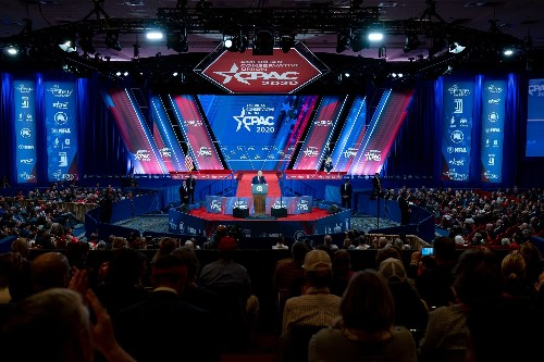 CPAC organizers accuse Politico of trying to 'cancel' conservative event with 'misleading' claims to sponsors