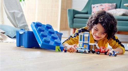 Lego sales surge as housebound families turn to play