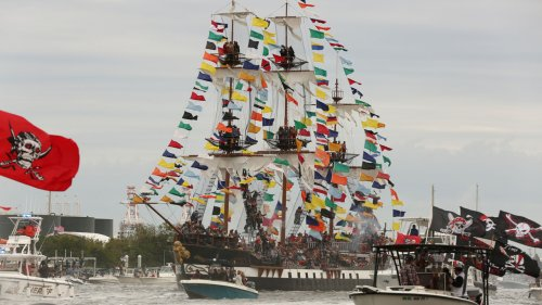 Tampa cancels annual pirate parade and festival due to pandemic concerns