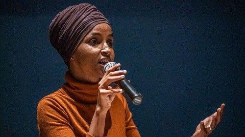 Ilhan Omar pushes for new tax on stock trades amid GameStop frenzy