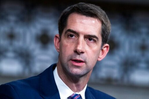 Sen. Tom Cotton: We Should Disregard The Obviously Politicized Advice About Continuing To Wear Masks After We've Been Vaccinated