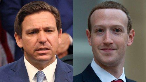 Zuckerberg money could affect DeSantis reelection campaign
