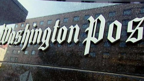 Washington Post accused of 'anti-Semitic Nazi propaganda' over cartoon depicting GOP lawmakers as rats